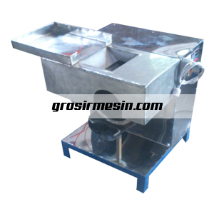 Harga Mesin Pemisah Daging Dan Tulang Ikan / Duri Ikan