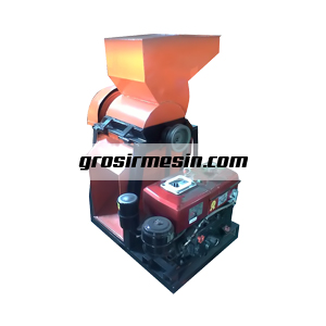 mesin pencacah plastik kapasitas kecil