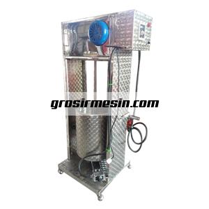 mesin pengaduk sirup