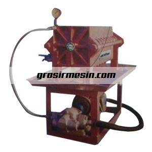 mesin filter press kopra kelapa
