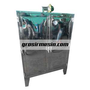 mesin pengering sagu