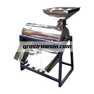 mesin pemisah getah kakao