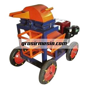 mesin penghancur kayu kapasitas kecil