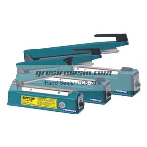 Harga Hand Sealer – Impulse Sealer – Alat Pres Plastik