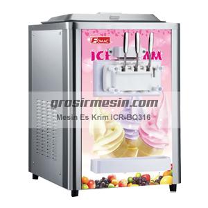 Mesin Es Krim – Alat Pembuat Ice Cream – Spesifikasi