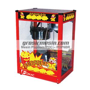 Mesin Popcorn POC – POP6BR