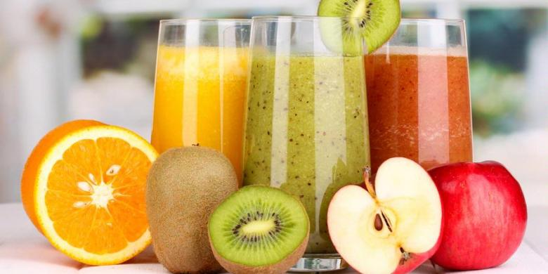 manfaat buah buahan dalam minuman