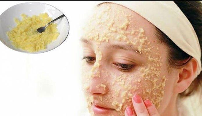 kentang juga bisa dijadikan sebagai masker