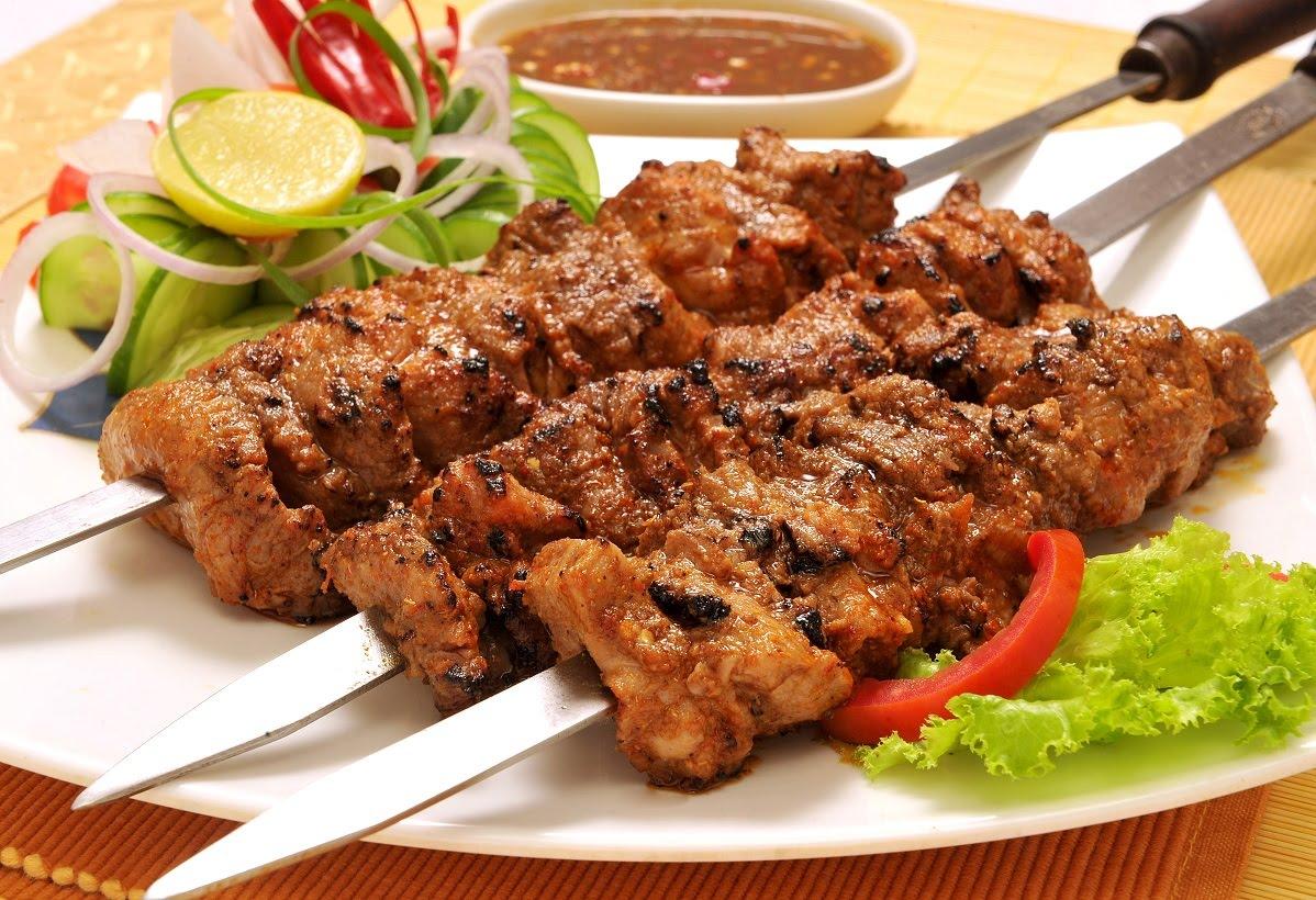 Burner Kebab