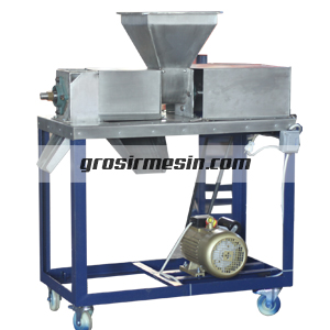 Mesin Screw Press Santan Kelapa