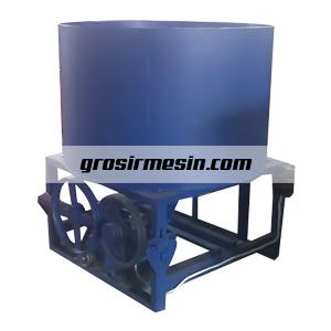 mesin briket pencampur