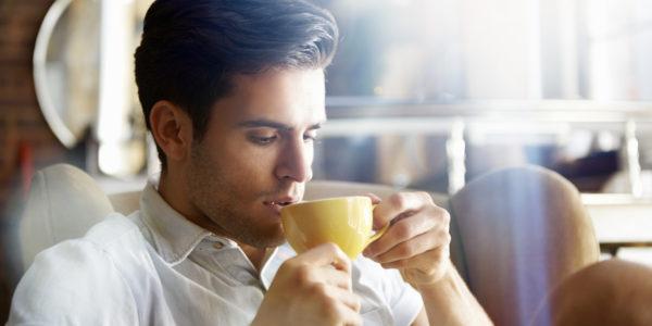 manfaat mesin kopi bagi para pria