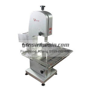 mesin pemotong daging BSW – W 210 M