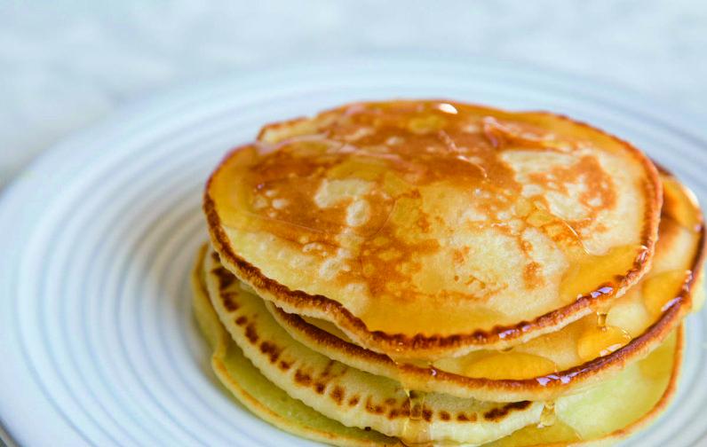 Cara Bikin Pancake