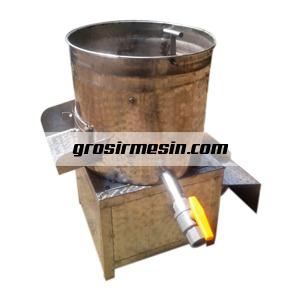 Mesin Pengupas bawang 10 kg mesin