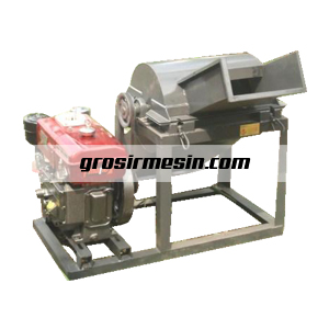 mesin potong rumput Kapasitas 1000 kg / Jam