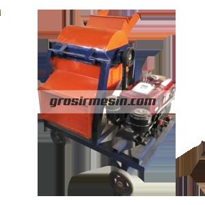 mesin potong rumput Kapasitas 250 – 500 Kg / Jam