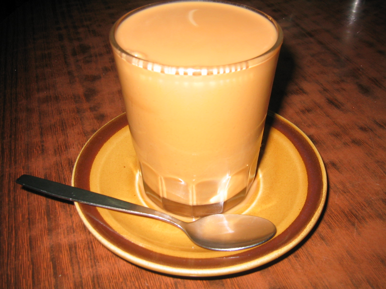 cara membuat teh tarik