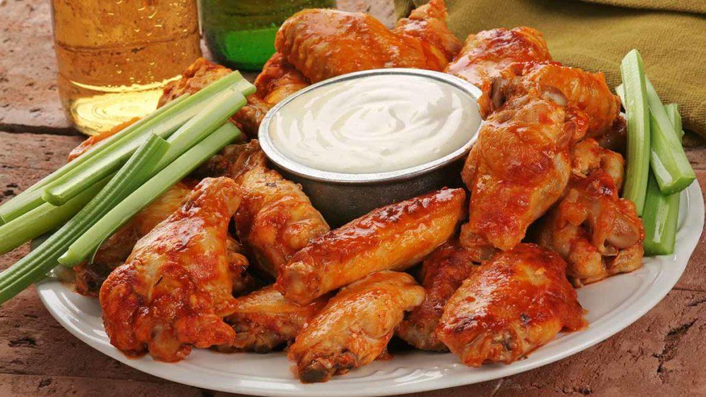 cara membuat chicken wings