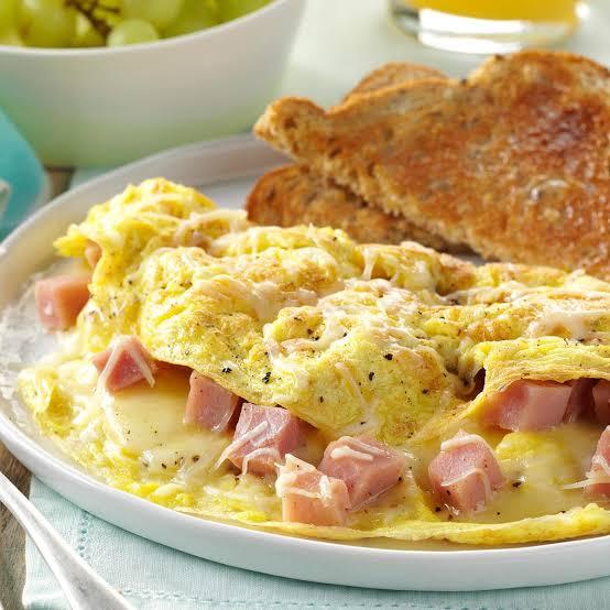 Cara membuat omelet