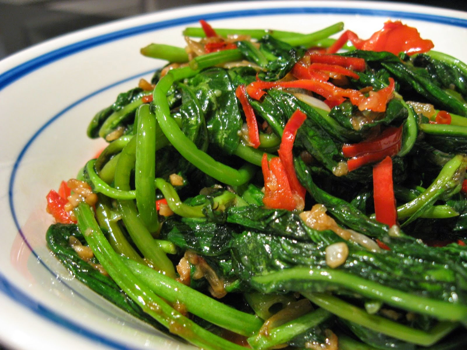 Resep masakan sayuran hijau