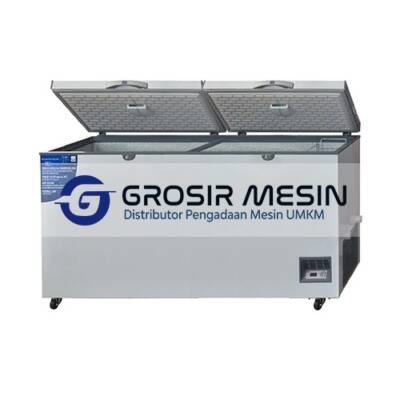 Freezer Box Big GEA AB 600 TX
