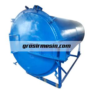Mesin Boiler Jamur Steamer Jamur