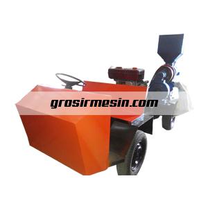 Mesin Penggiling Padi Mobile