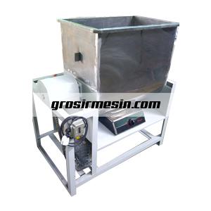 mesin pengaduk bahan mie