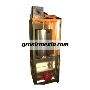 mesin penghalus coklat