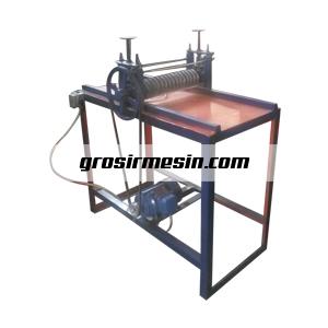 mesin pemotong briket arang
