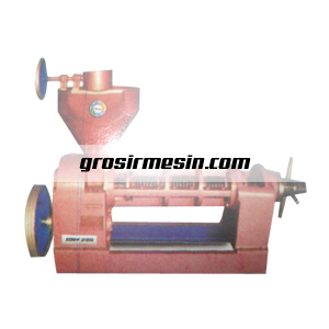 Mesin screw press kopra kelapa
