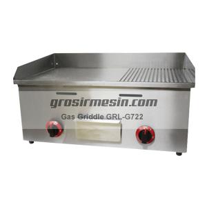 Harga Mesin Gas Griddle – Mesin Pemanggang Sekaligus Penggoreng