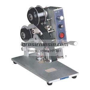 mesin coding hp-351