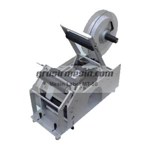 mesin label mt-50