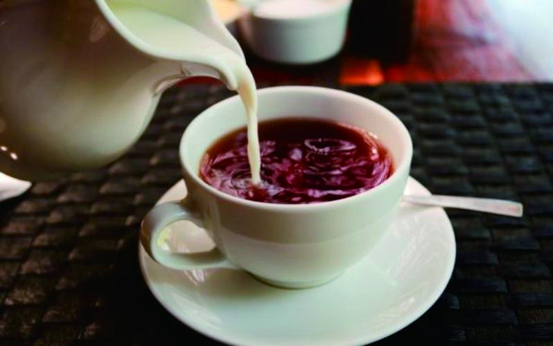Cara Membuat Milk Tea