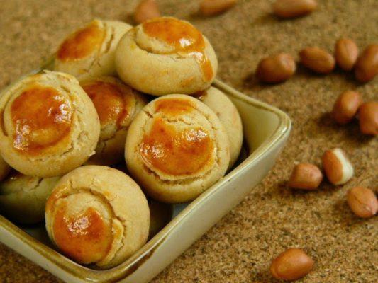 Resep Kue Mentega Kacang
