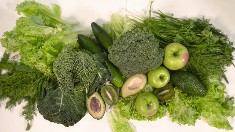 resep masakan sayur hijau