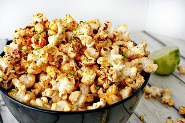 cara bikin popcorn